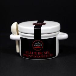 Fleur de sel piment d'Espelette - La Maison Nordique
