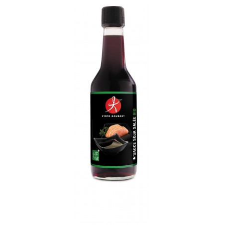 Organic Salted Soy Sauce