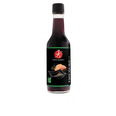Sauce Soja Salée Bio - Kyoto Gourmet