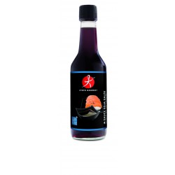 Salted Soy Sauce with reduced salt
