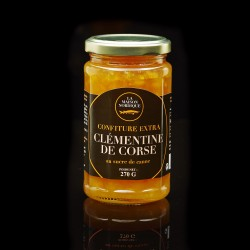 Corsican Clementine extra jam