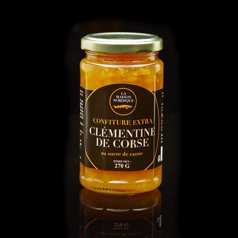 Confiture extra Clémentine de Corse  - La Maison Nordique
