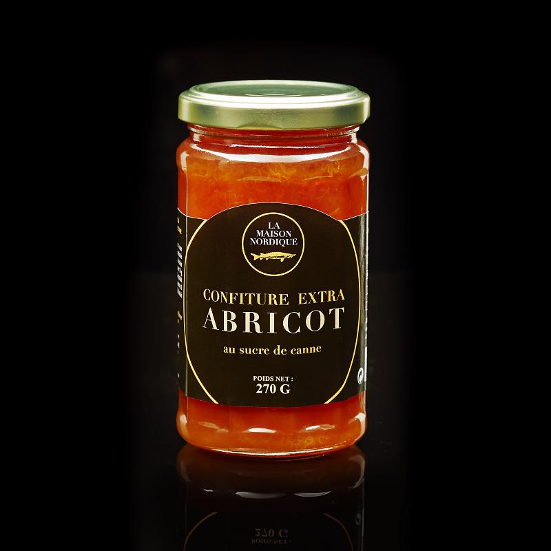 Confiture extra d'Abricot - La Maison Nordique