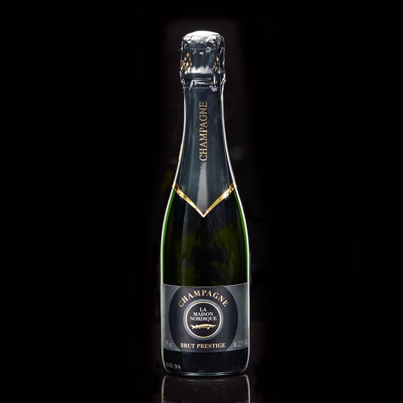 Champagne Brut Prestige (375 ml) - La Maison Nordique