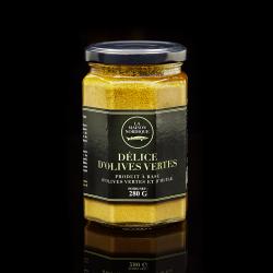 Délice d'Olives Vertes - 280g - La Maison Nordique