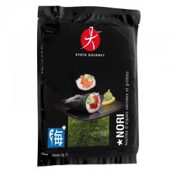 Feuilles de Nori - Kyoto Gourmet