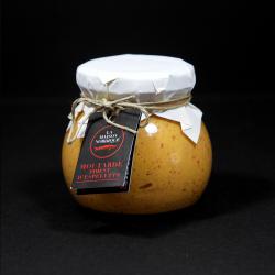 Moutarde piment d'espelette - La Maison Nordique
