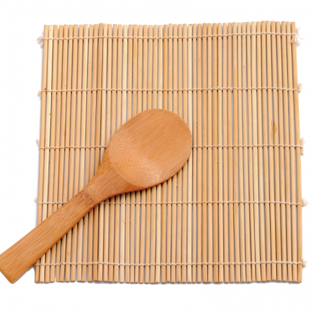 Natte en Bambou