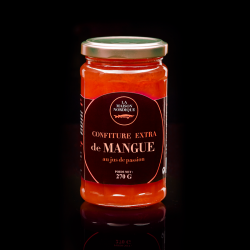 Mango extra jam with...